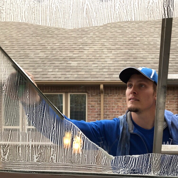 Windows by austin window cleaning get quote 36 photos for Window washing austin