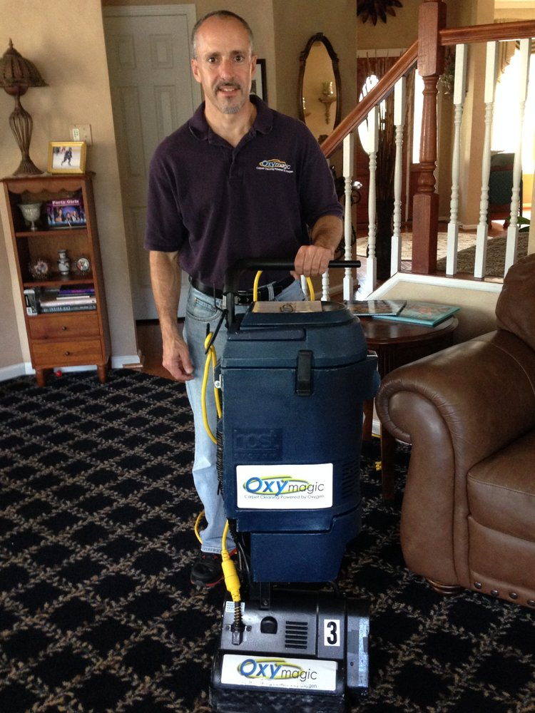 Oxymagic Carpet And Upholstery Cleaning 12 Photos