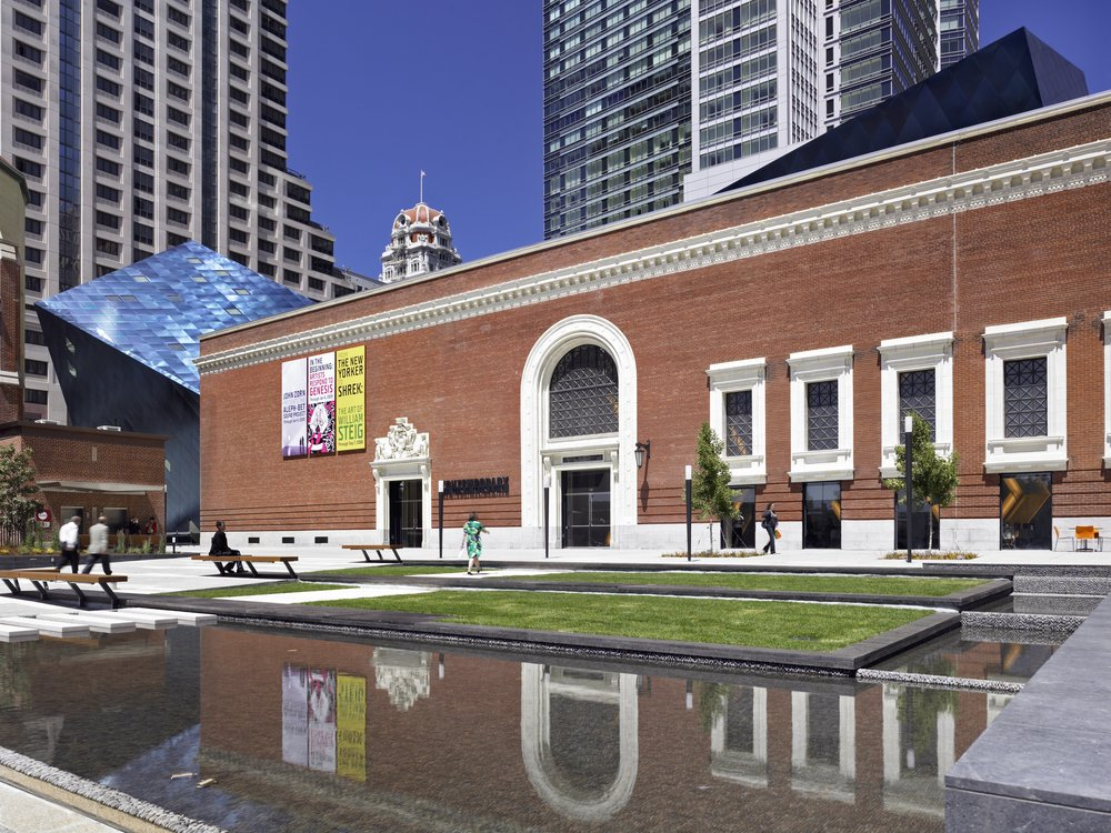 Contemporary jewish museum 665 photos 220 reviews for Contemporary art museum san francisco