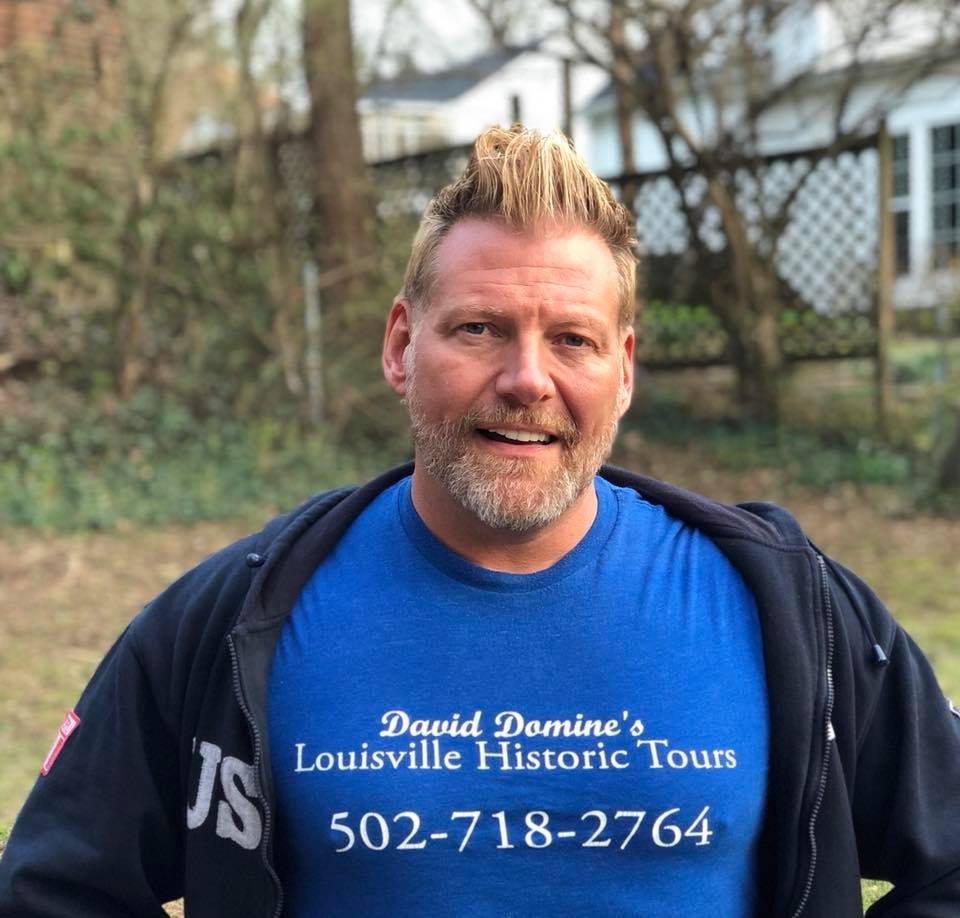 David Domine Haunted Louisville Tours