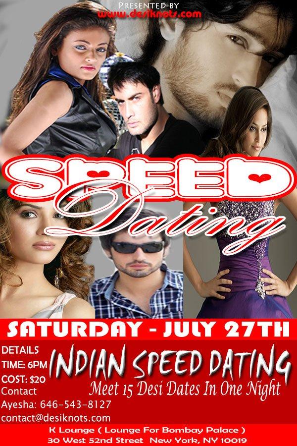 indian speed dating new york dating og parring i Amerika