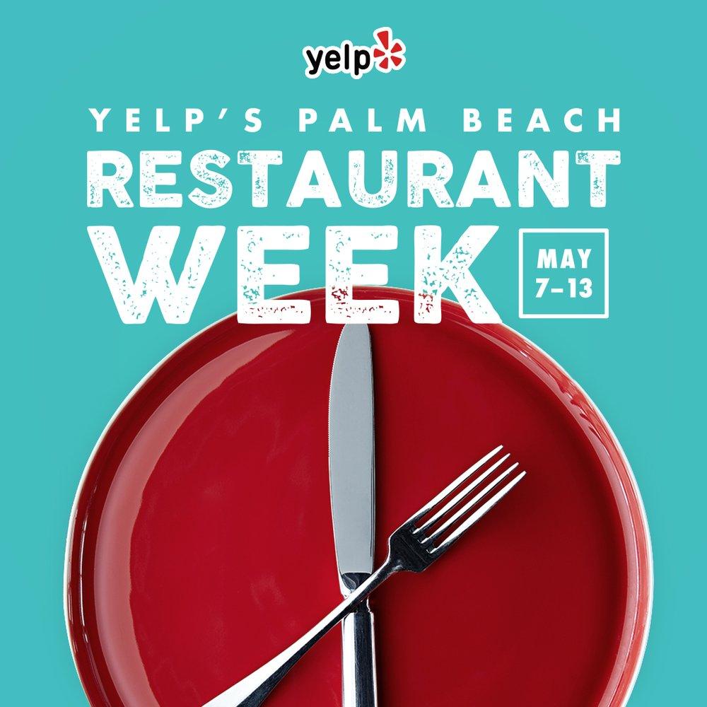 Yelp\'s Palm Beach Restaurant Week 2017, Delray Beach | Events - Yelp