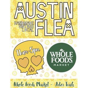 Austin Flea Whole Foods