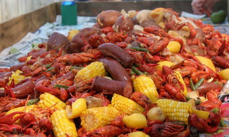 Best Crawfish Restaurant In Dallas