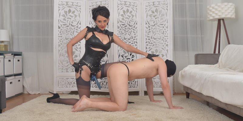Domination san diego prostate massage Female