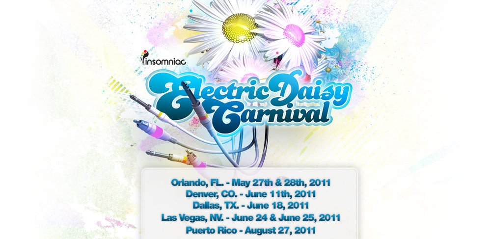 Electric Daisy Carnival 2011 Las Vegas Events Yelp