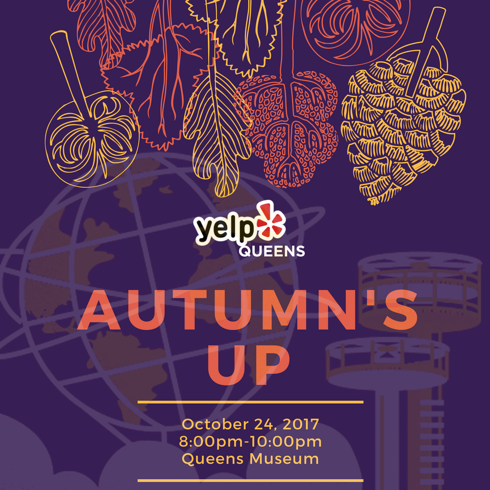 #AutumnsUp #QMYelp #YelpQueens