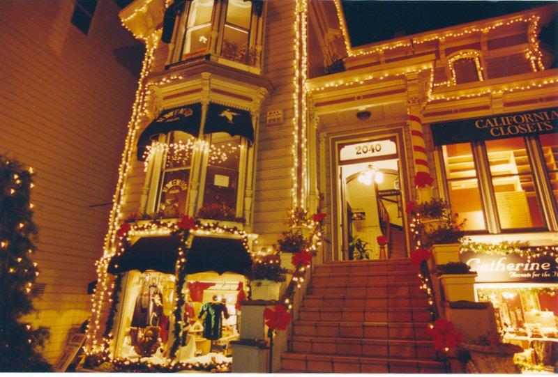 Dlpr S/Yelp & 10 Best Christmas Light Displays In San Francisco 2016 azcodes.com