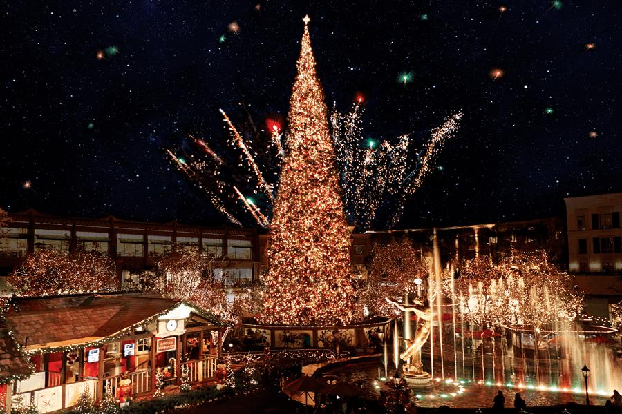 - The Americana At Brand Christmas Tree Lighting, Glendale Events - Yelp