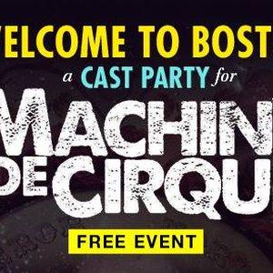 boston machine