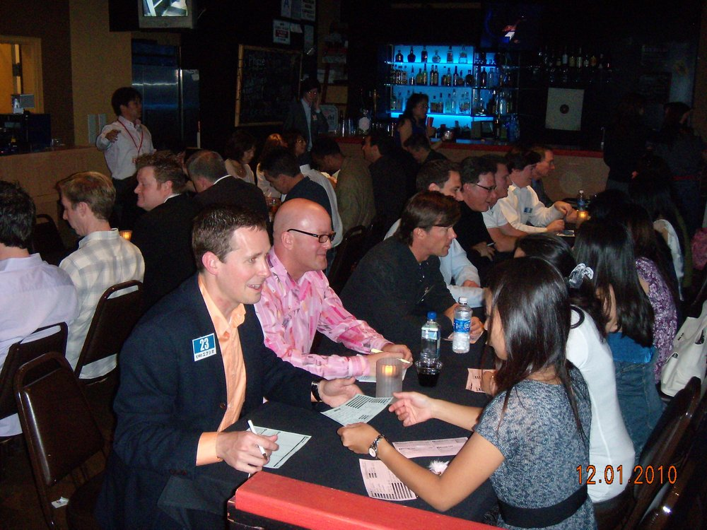 Boston MA Speed Dating Events
