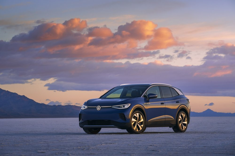 The ID.4 Roadshow: Test Drive the All-Electric Volkswagen ID.4