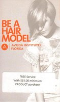 hair models needed at aveda institute of orlando, Winter ...