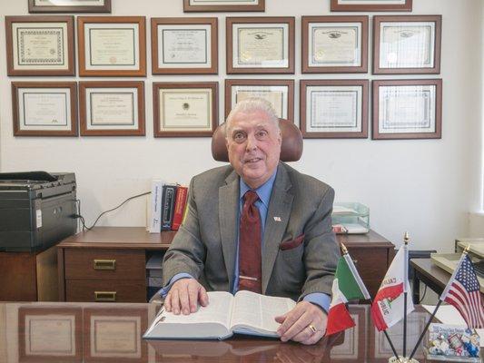 Donald D.
