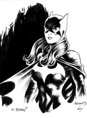 Batgirl R.