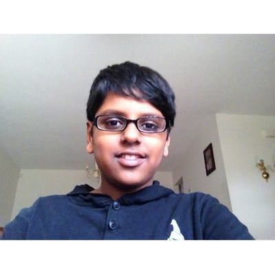 Nikhil P.