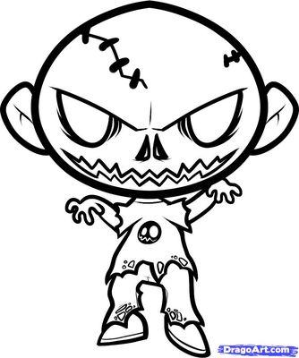 Zombie B.