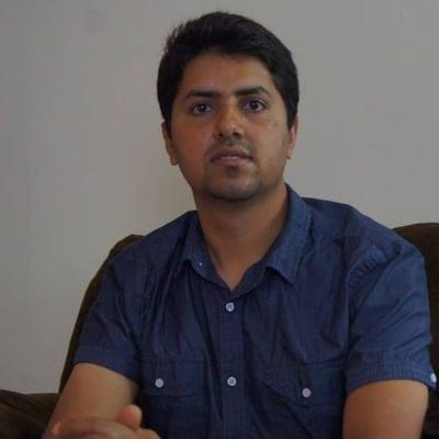 Krishna D.