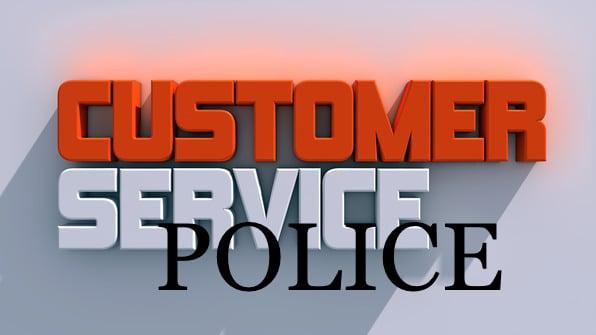 Customer Service Police C.