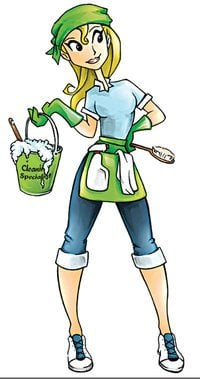 Cleaning S.