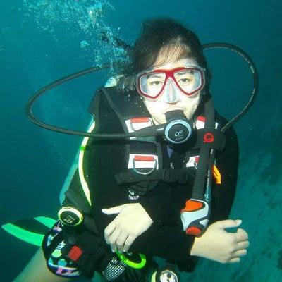 Diver J.
