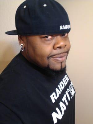 Comedian Travis F.
