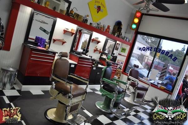 Hotrods Chop Shop a.