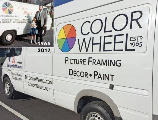 Color Wheel ..