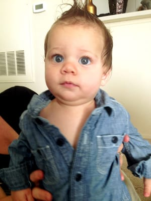Baby James D.