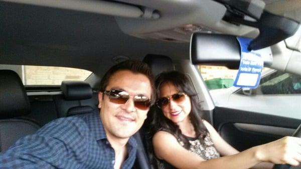Luiz Y Monica B.