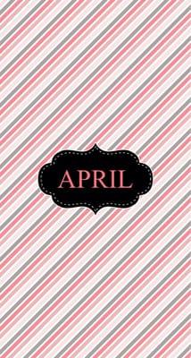 April B.