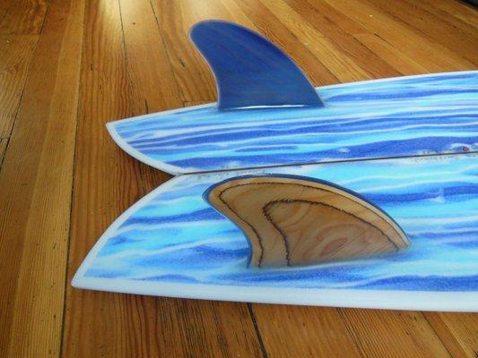 Crystal Sea Surfboards V.