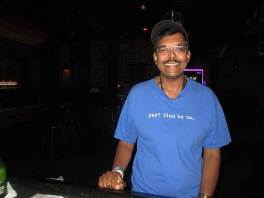Suresh D.