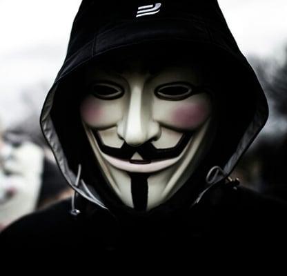 Anonymous ..
