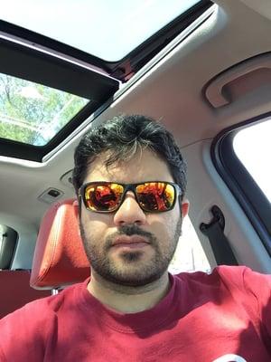 Faraz M.