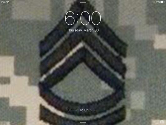 Sergeant T.